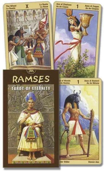 Ramses : Tarot of Eternity/Tarot De LA Eternidad