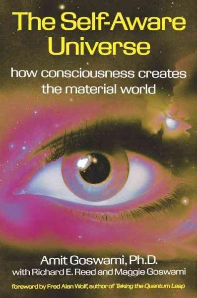 Self-Aware Universe : How Consciousness Creates the Material World