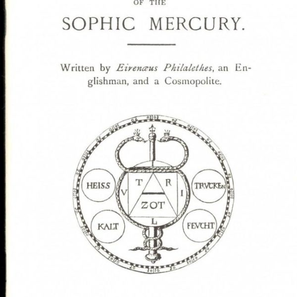 Preparations of the Sophic Mercury