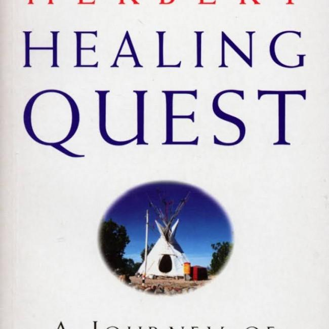 Healing Quest : The Sacred Space of the Medicine Wheel