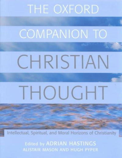 Oxford Companion to Christian Thought
