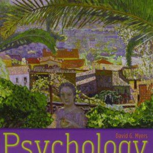 Psychology + Study Guide + Cd