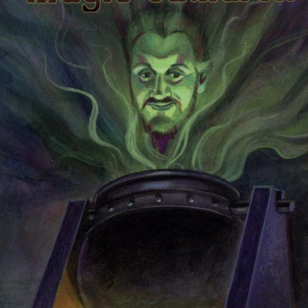 Ray Buckland's Magic Cauldron