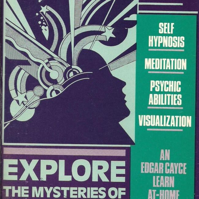 Explore the Mysteries of Your Mind/Workbook-3 Cassettes