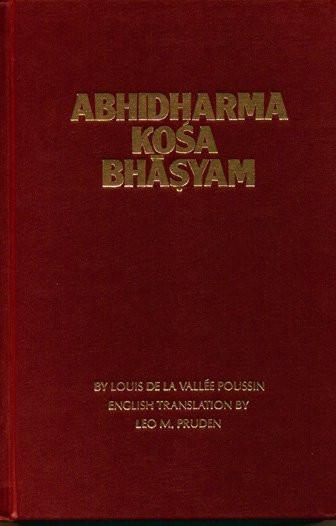 Abhidharmakosabhasyam