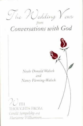 Wedding Vows from Conversations With God