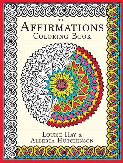 Affirmations Coloring Book