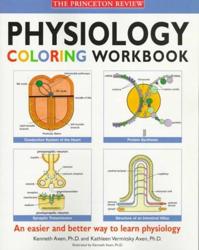 Physiology Coloring Workbook