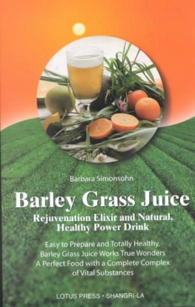 Barley Grass Juice
