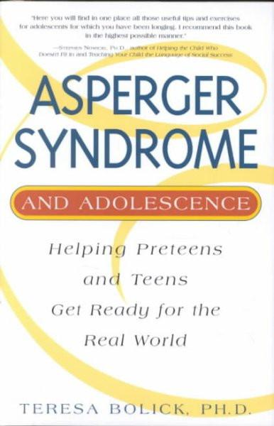 Asperger Syndrome and Adolescence