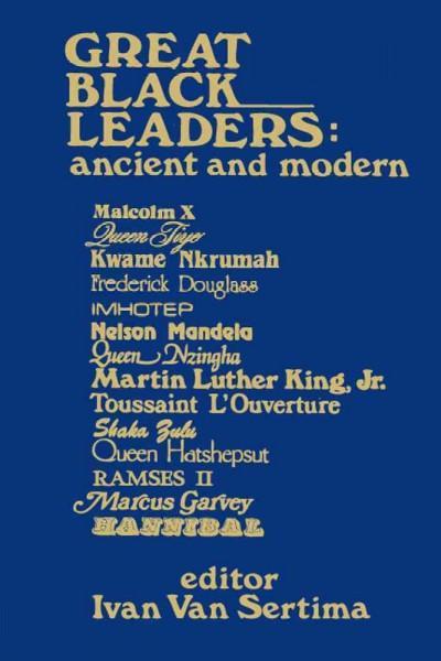 Great Black Leaders