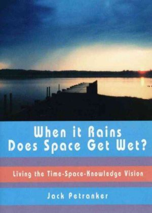 When It Rains Does Space Get Wet?