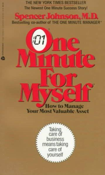 One Minute for Myself