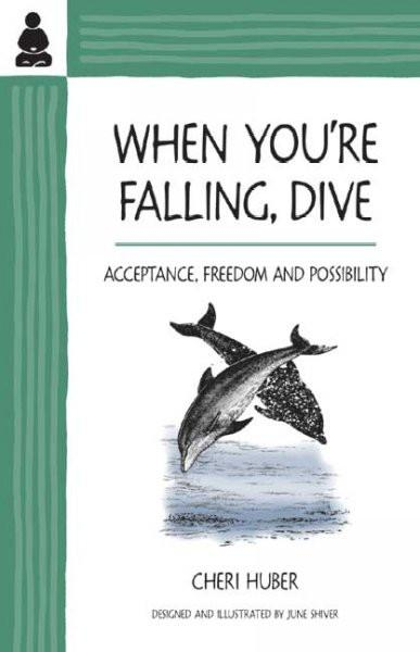 When You're Falling, Dive : Acceptance, Freedom and Possibilty