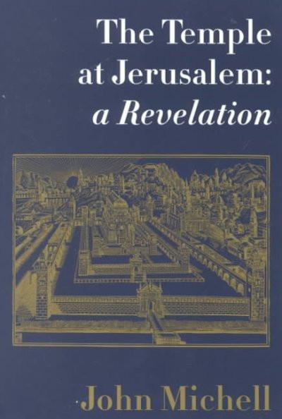 Temple at Jerusalem : A Revelation