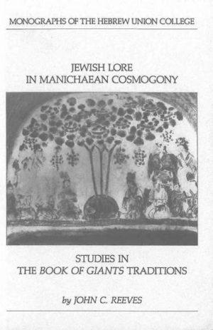 Jewish Lore in Manichaean Cosmogony