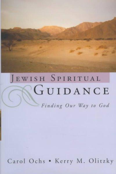 Jewish Spiritual Guidance