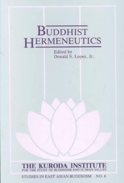 Buddhist Hermeneutics