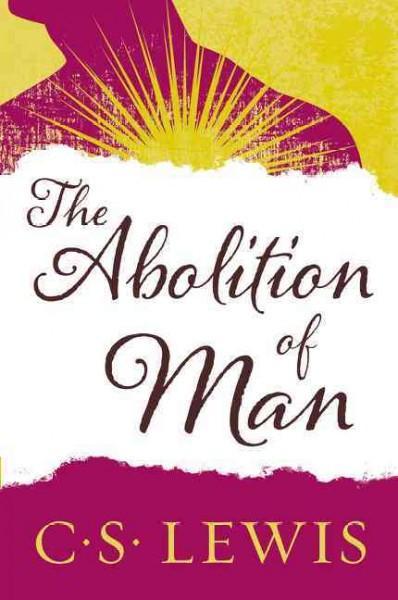 Abolition of Man