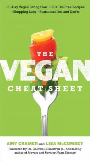 Vegan Cheat Sheet