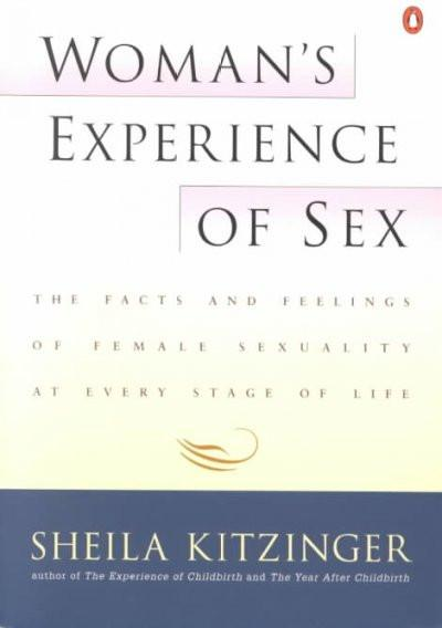 Woman's Experience of Sex