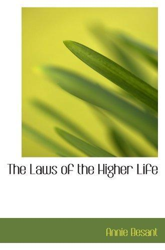 Laws of the Higher Life