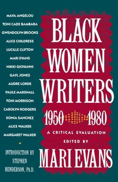 Black Women Writers (1950-1980)