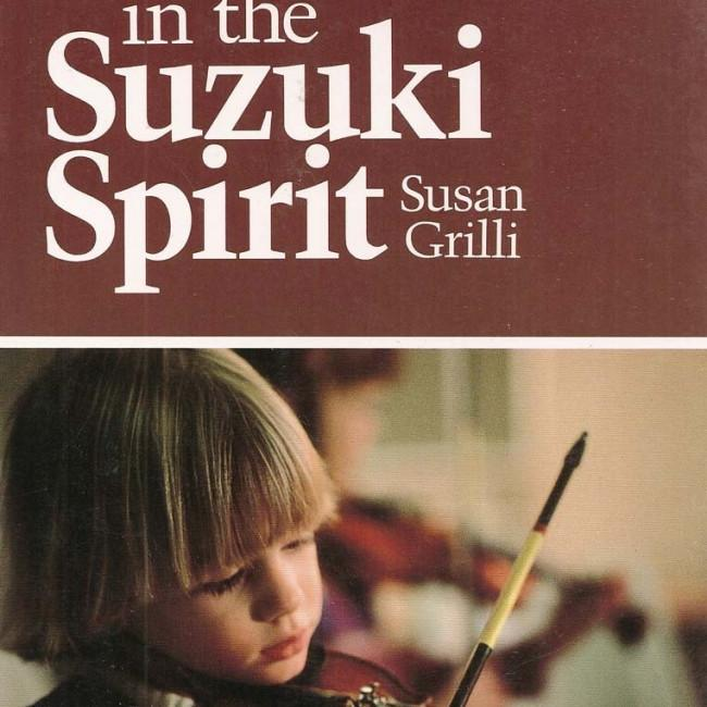 Preschool in the Suzuki Spirit