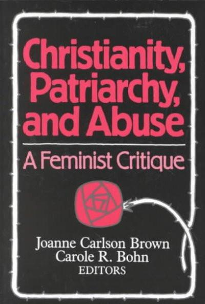 Christianity, Patriarchy and Abuse