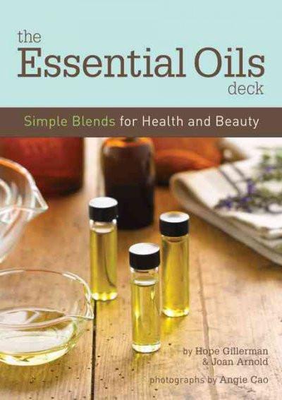 Essential Oils Deck