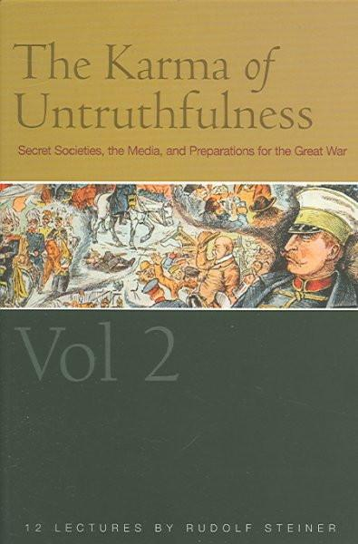Karma of Untruthfulness
