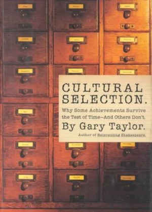 Cultural Selection