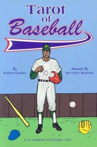 Tarot of Baseball Book