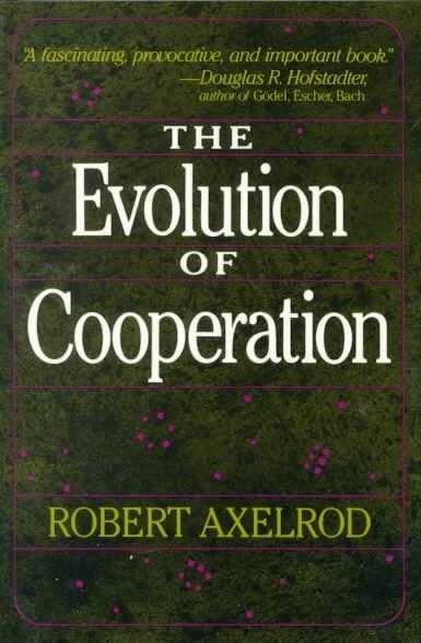 Evolution of Cooperation