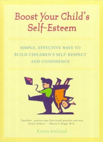 Boost Your Child's Self-Esteem