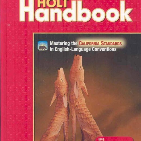 Holt Handbook