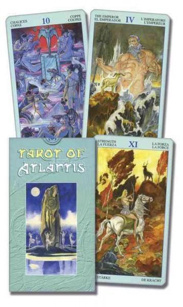 Tarot of Atlantis/Tarot De Atlantida