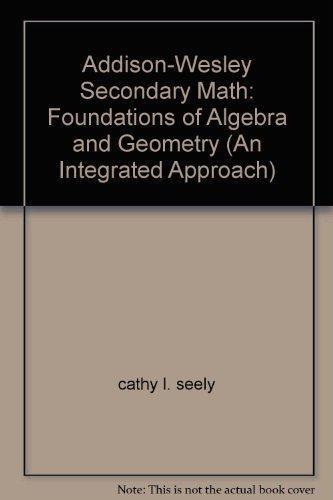 Addison Wesley Secondary Math