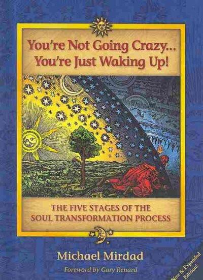You're Not Going Crazy Youre Just Waking Up