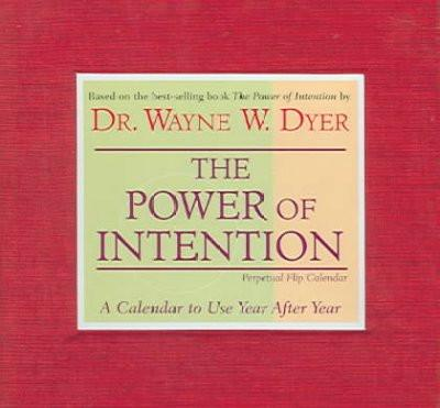 Power of Intention Perpetual Flip Calendar : A Calendar to Use Year After Year