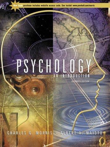 Psychology, an Introduction