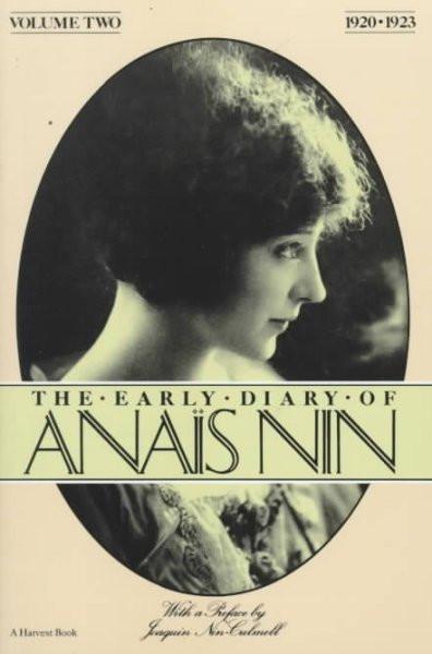 Early Diary of Anais Nin, 1920-1923