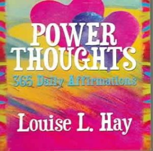 Power Thoughts : 365 Daily Affirmations