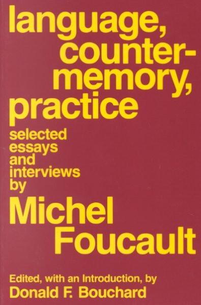 Language, Counter Memory, Practice