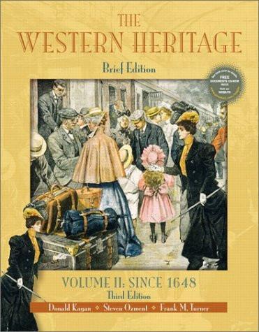 Western Heritage, Since 1648