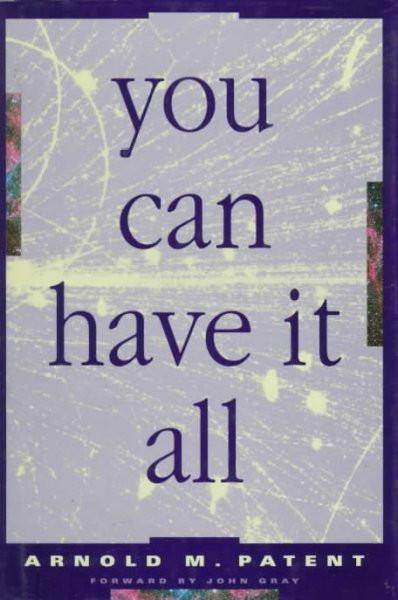 You Can Have It All