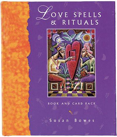 Love Spells & Rituals : Book and Card Pack
