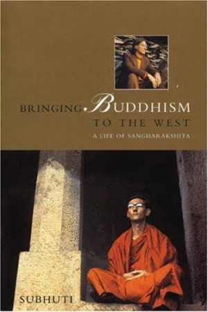 Bringing Buddhism to the West