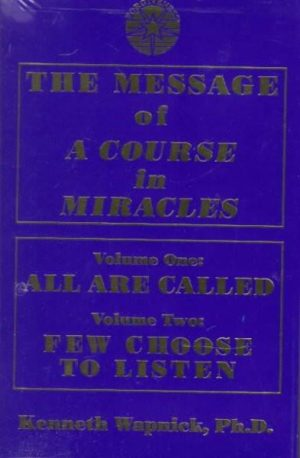 Message of a Course in Miracles