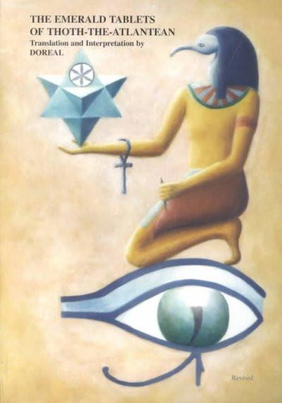 Emerald Tablets of Thoth the Atlantean